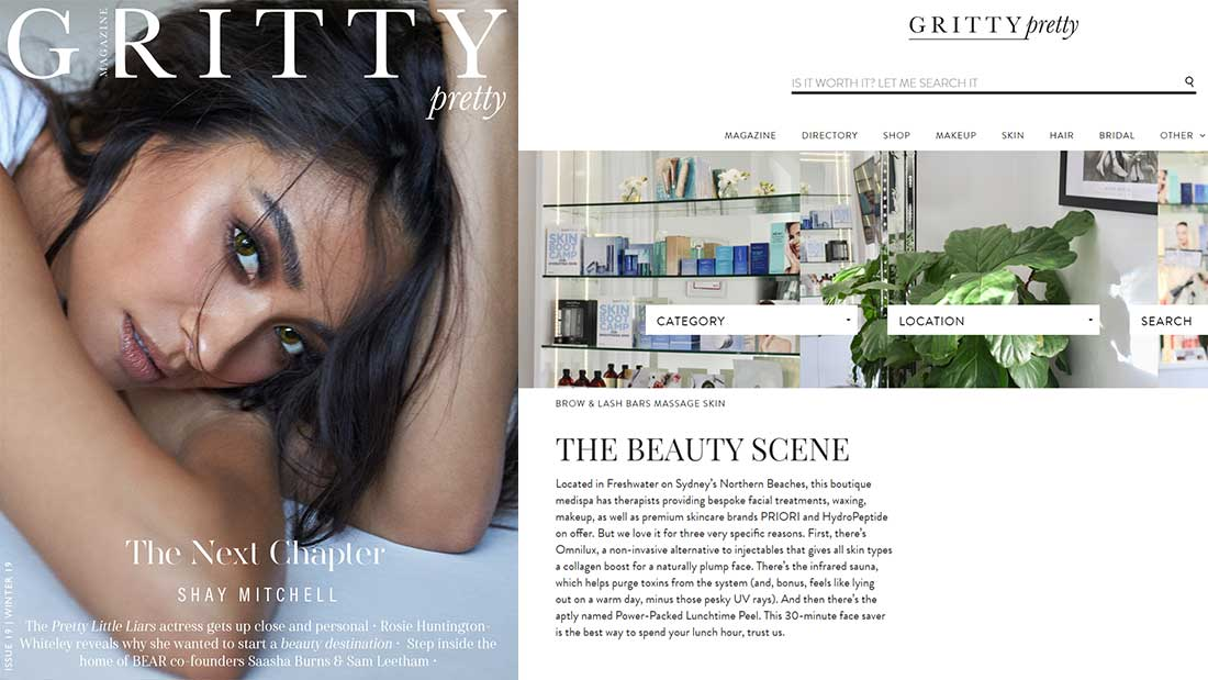 Gritty Pretty The Beauty Scene