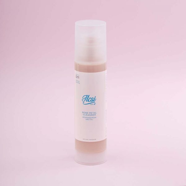 llcsi Rose Petal Cleanser 200mL