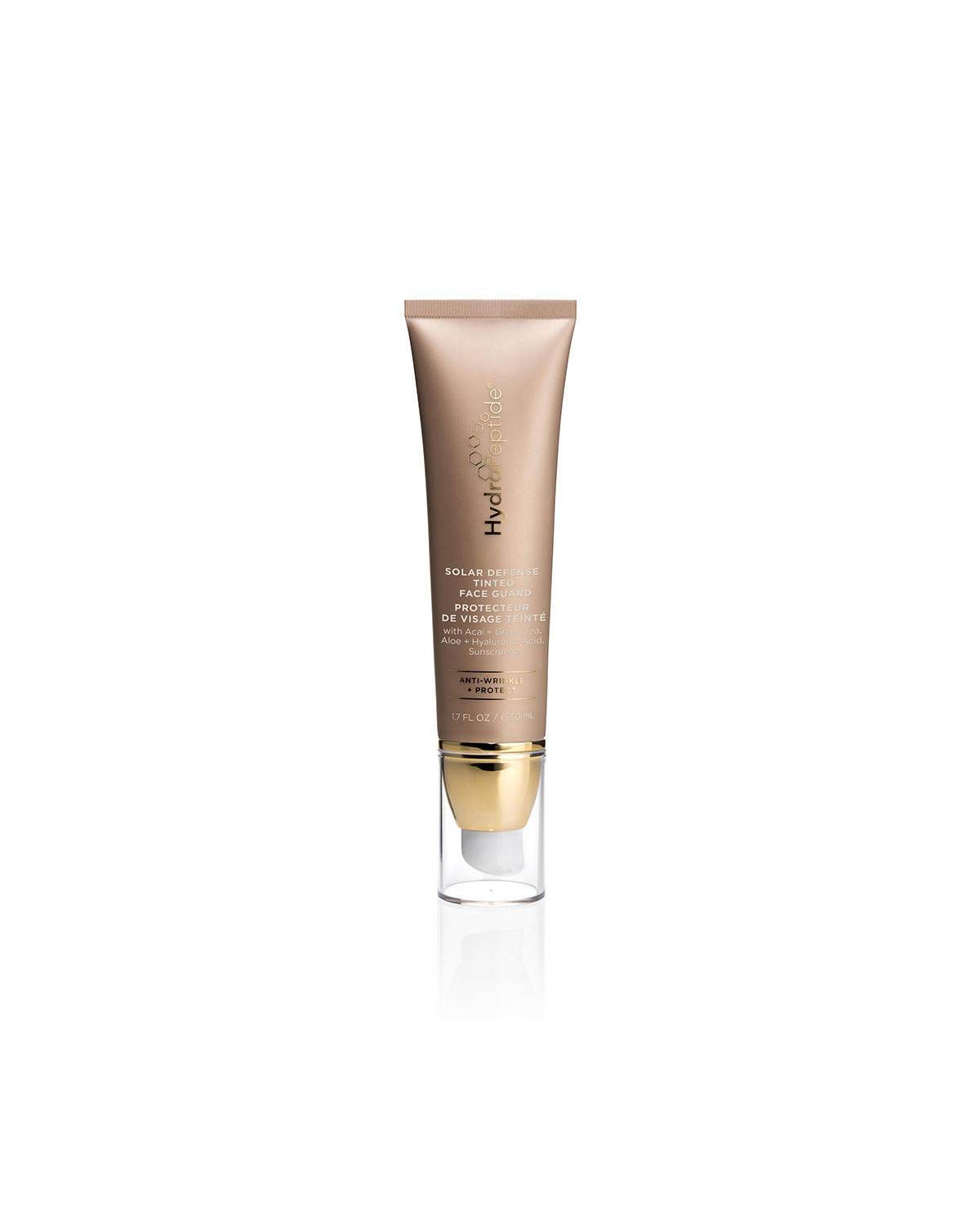 Hydropeptide Solar Defense - Tinted Face Guard 50ml